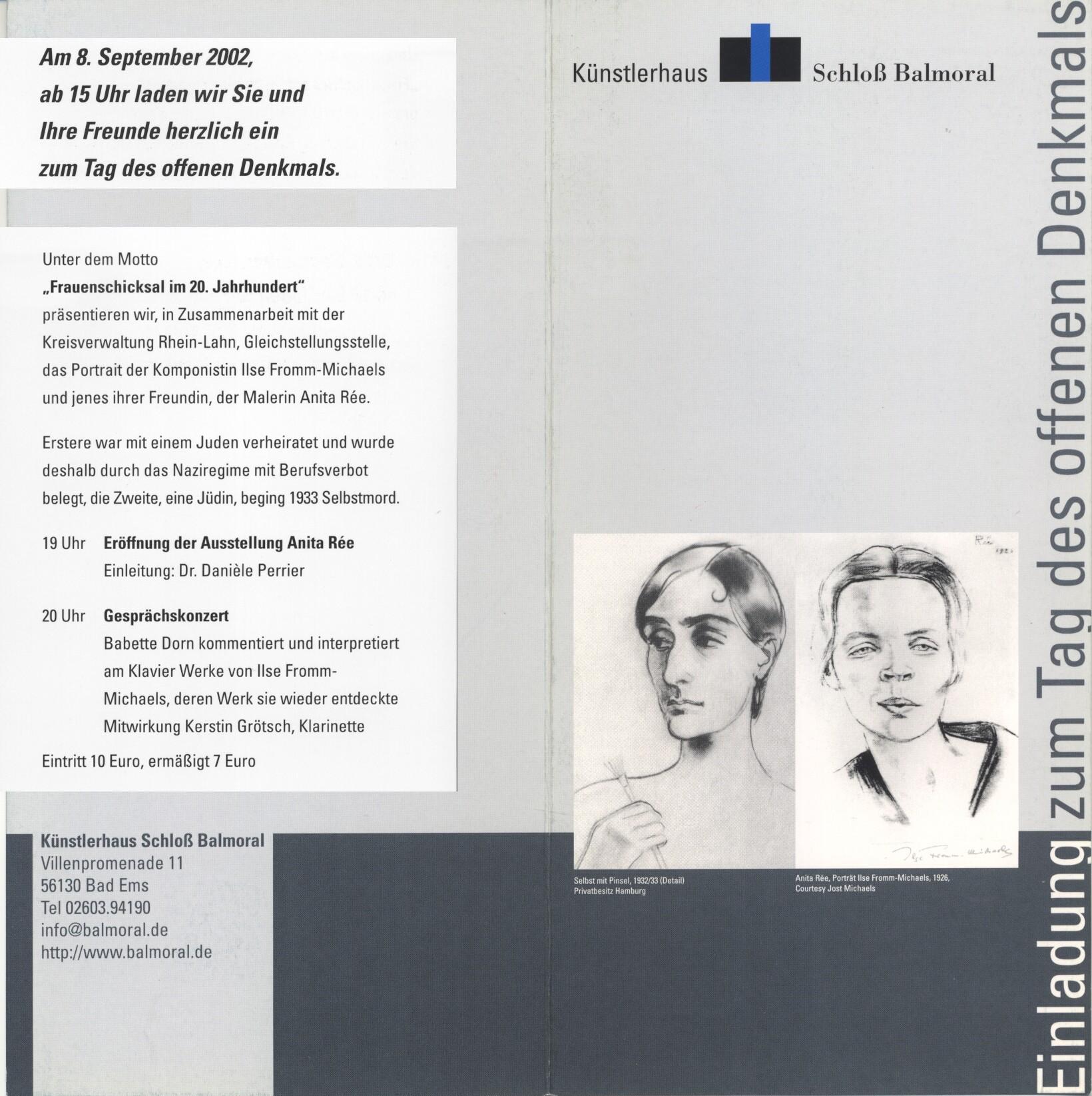 2002 Balmoral