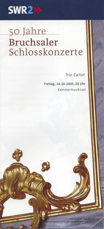 2005 Bruchsal