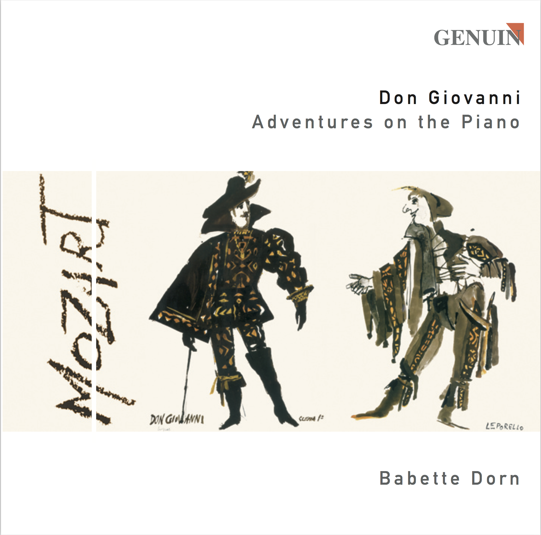 Mozart: Don Giovanni – Adventures on the Piano
