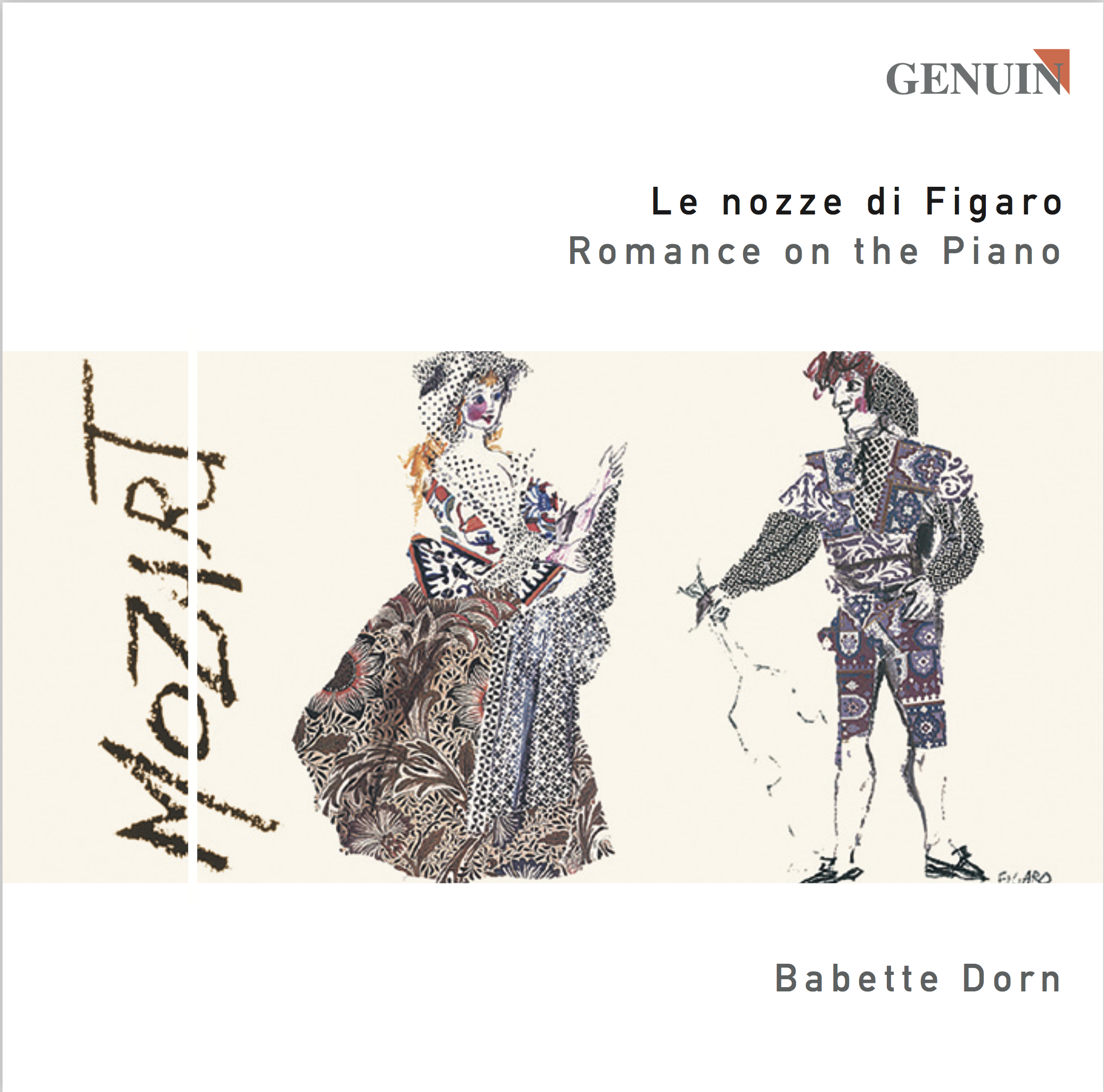 Mozart: Le nozze di Figaro – Romance on the Piano
