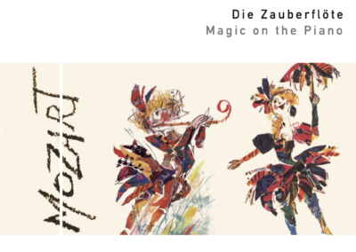 Mozart: Die Zauberflöte – Magic on the Piano