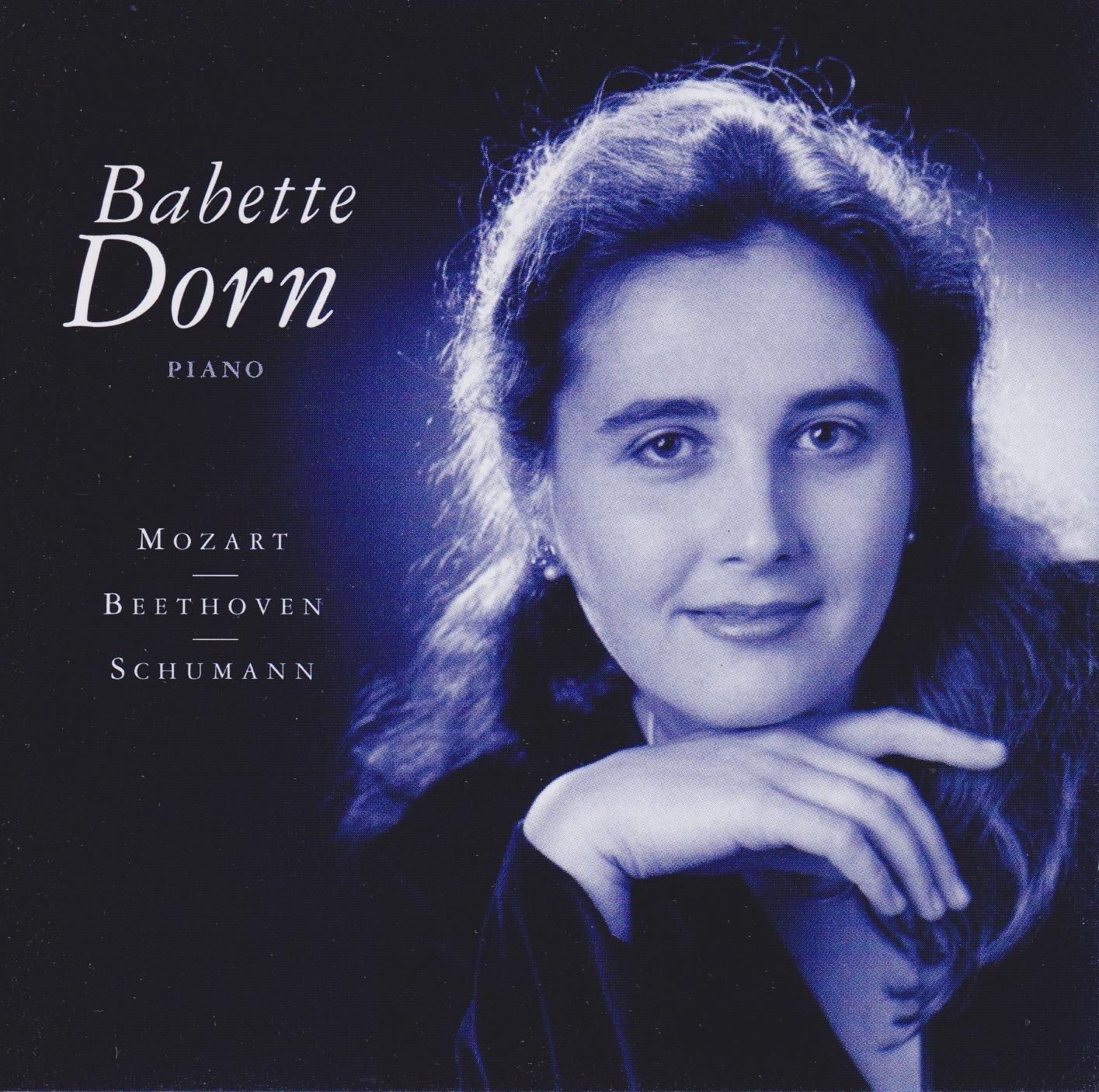 Babette Dorn: Debut-CD